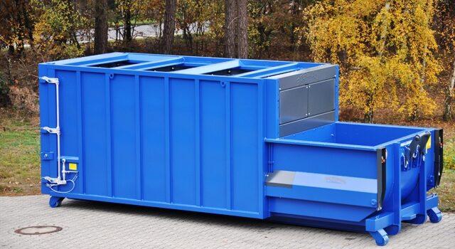 Bergmann-APB-606- portable Compactor