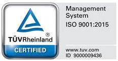 TUV-ISO 9001 - 2015